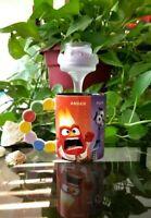 RARE Disney Pixar Coffee Mug Cup Anger Fear Disgust Sadness Joy NEW!