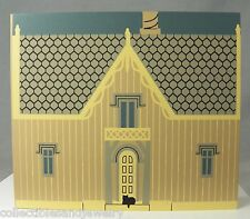 Cat's Meow Village Collectible Blithewood Gatehouse 19th Cent Master Builder