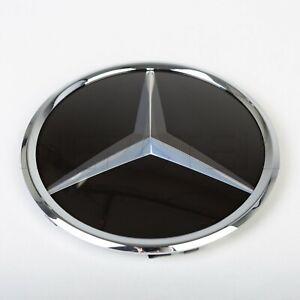 New Genuine Mercedes W205 W218 C CLS SL CLASS GRILLE DISTRONIC STAR EMBLEM
