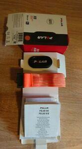 Polar H10 Heart Rate Sensor And Pro Chest Strap - Orange
