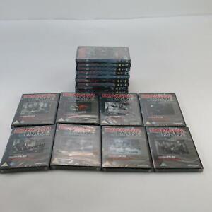 Danger Man Huge Bundle DVD Series New / Sealed x 17