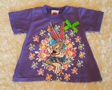 Vintage Looney Tunes Bugs Bunny baby shirt 18-24 months