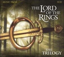 Music from Lord of the Rings: The Trilogy / Prague Philharmonic (3 LIKE NW CDs)