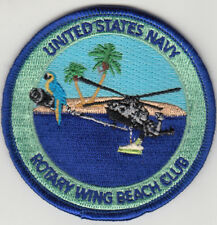 HSC-26 CHARGERS ROTARY WING BEACH CLUB PATCH