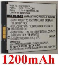 Batterie 1200mAh type SC-B1 TSNACCBAT Pour TerreStar Genus