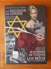 DVD LA DECISION DE SOPHIE / EN NOMBRE DE TODOS LOS MIOS (2 DISCOS) (Ñ7)