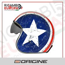 Casco Jet sprint tipo BANDIT Vintage Custom Origine Sprint Rebel star gloss retr