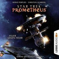 STAR TREK PROMETHEUS - TEIL 1 : FEUER GEGEN FEUER  8 CD NEW
