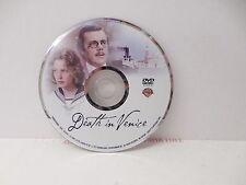 Death In Venice Gay Interest Movie DVD NO CASE Dirk Bogarde Bjorn Andersen