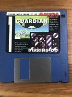 Amiga Power Magazine Issue 47  Cover Demo Disk TESTED Guardian & Derring-do