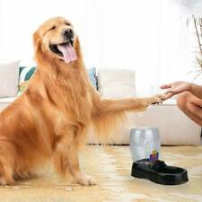 2020 Automatic Dog Cat Pet Feeder Dispenser Food Water Self Feeding Bowl Auto