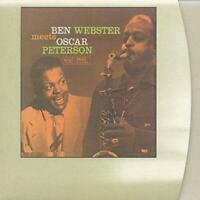 Ben Webster : Ben Webster Meets Oscar Peterson CD (1999) ***NEW*** Amazing Value