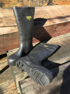Streetwise Safety Steel Toe Capped Wellington Boots New EN345-1 CE (CC)
