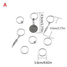 Fashion Hair pin Hair Clip Charm Leaf Star Shell Tassel Hair Band Hair Ring