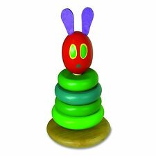 Eric Carle's The Very Hungry Caterpillar Wood Stacker