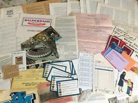 85+ Vintage Paper Ephemera Lot - Perfect For Junk Journals and Mixed Media!