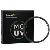 72mm Ultra Slim MC UV Multi-Coated Lens Filter Protector for Canon Nikon Sony