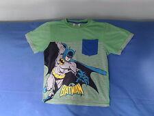 Boys 11-12 Years - Green T-Shirt - Batman
