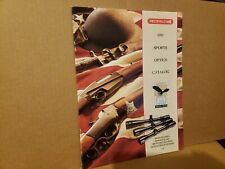 1995 REDFIELD SCOPES AND MOUNTS & ACCESSORIES CATALOG