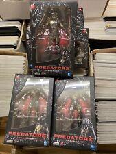 Hiya Toys Exquisite Mini Predators Set Of 3 Predator Action Figures