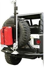 Smittybilt I-Rack Tire Carrier Modular Rack System w/ Jack & Gas Can Mounts 2740