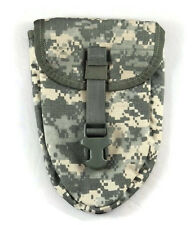 Entrenching Tool Carrier, New, ACU, MOLLE II, for US Army E-Tool