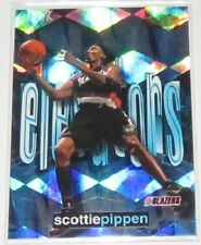 1999/00 Scottie Pippen NBA Fleer Flair Showcase Elevators Insert Card #7of10E NM