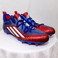 Adidas Mens AS Crazyquick 2.0 Football Cleats Low Shoes American Patriotic US 15