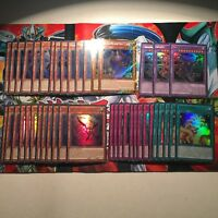 YuGiOh! Cubic Complete Deck - 43 Cards - Ultra Rare - Collection Set Aigami*NEW*