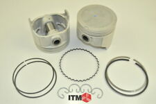 Engine Piston Kit ITM RY6491-040 fits 88-92 Toyota Land Cruiser 4.0L-L6