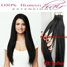 """Best Quality 24"""" Tape-In 8A Premium Russian Remy Human Hair Extensions UK 1st"""