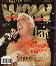 WOW Magazine June 1999 Ric Flair VG 050616DBE