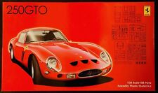 FUJIMI 1/24 Ferrari 250 GTO real sports car RS-35 #123370 scale model kit