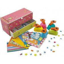 BOX SET my punch box Teo et Zina Coffret perfos NEW Scrapbooking punches FLOWER