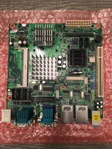 Advantech AIMB-210G2-S6A1E Intel® Atom™ N270 Mini-ITX CRT/LVDS, 2G DDR2 8G Flash