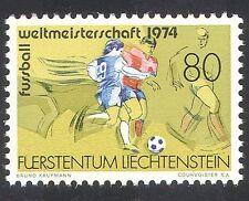 Liechtenstein 1974 Football/World Cup/WC/Sports/Games/Soccer 1v (n25420)
