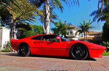 Ferrari 288GTO Conversion: Fits 308 or 328. Transform Your Ferrari into 288 GTO!