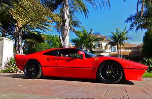Ferrari 288GTO Conversion: Fits 308 or 328. Kit Parts.  Transform your Ferrari!