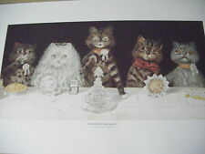 LOUIS WAIN ''The Wedding Breakfast'' - OPEN EDITION LARGE PRINT
