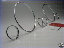 AUDI A3 A4 A6  anelli cromati strumenti 7 pezzi