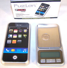IPHONE SCALE 1000 weighing gram digital pocket WEIGH postal scales new