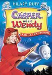 Casper Meets Wendy (DVD, 2009, Family Fun Edition) NIB