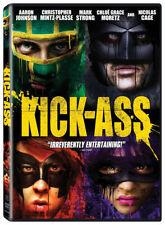 Kick-Ass (DVD, 2010, Canadian)