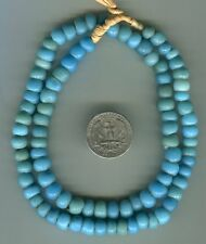 African Trade beads European glass beads Old blue padre beads