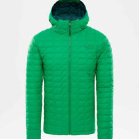 The north face thermoball jacket hoody primary green giacca piumino new s m l xl