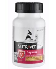 Aspirin for Large Dogs Chewables provide temporary relief of pain