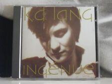 K.D. LANG - INGENUE - CD EXCELLENT-