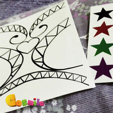 JoJo's Bizarre Adventure Bruno Bucciarati Cosplay Tattoo Stickers 1 set 3pcs Sa