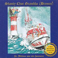 SHANTY CHOR GRAMBKE ( BREMEN ) - CD - St.Niklaus war ein Seemann