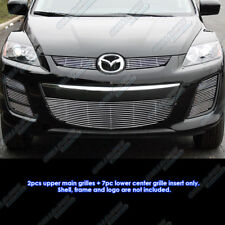 Fits 2010-2012 Mazda CX-7 CX7 Billet Grille Grill Combo Insert